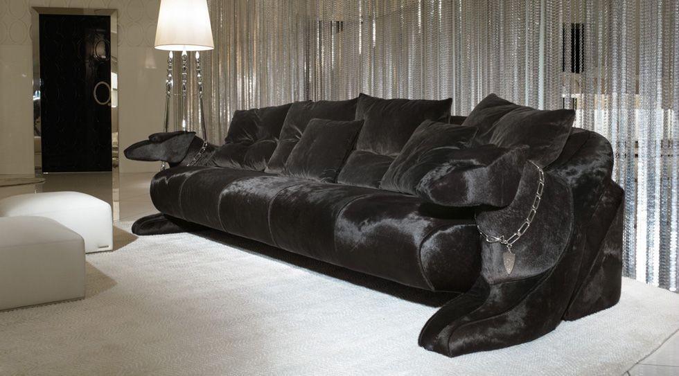 Bismark Sofa By Visionnaire Sofas