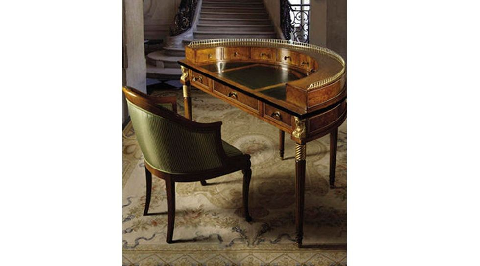 Classic   scrivania stile impero di colombo stile (tavolini)